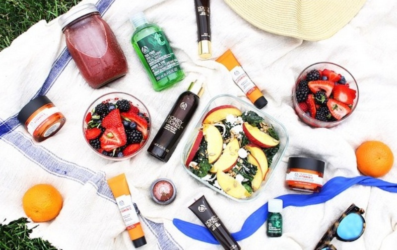 The Body Shop South Africa joins SA Lingerie as a sponsor